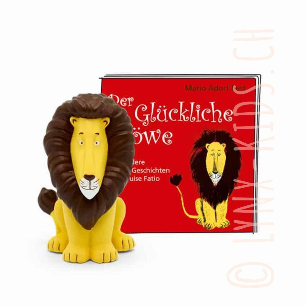 tonies® Hörfigur für die Toniebox: Der glückliche Löwe